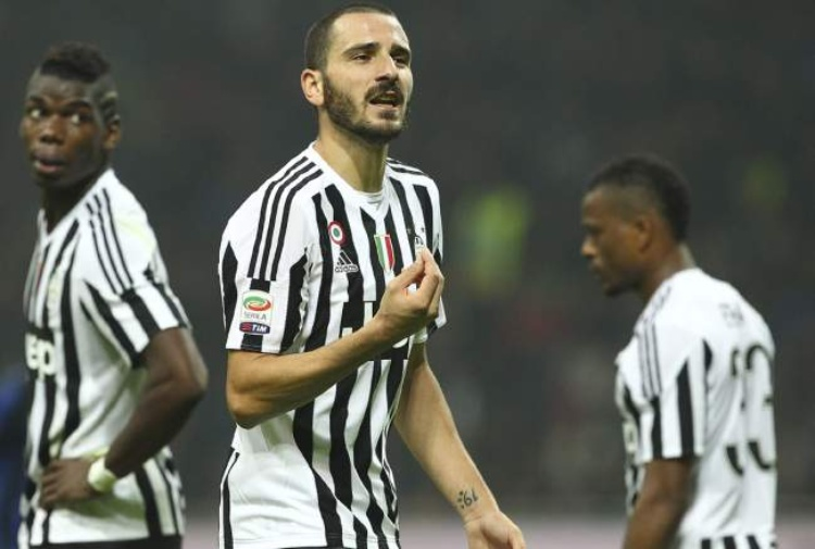 Juventus, il Manchester City insiste Per Bonucci sono pronti 60 milioni