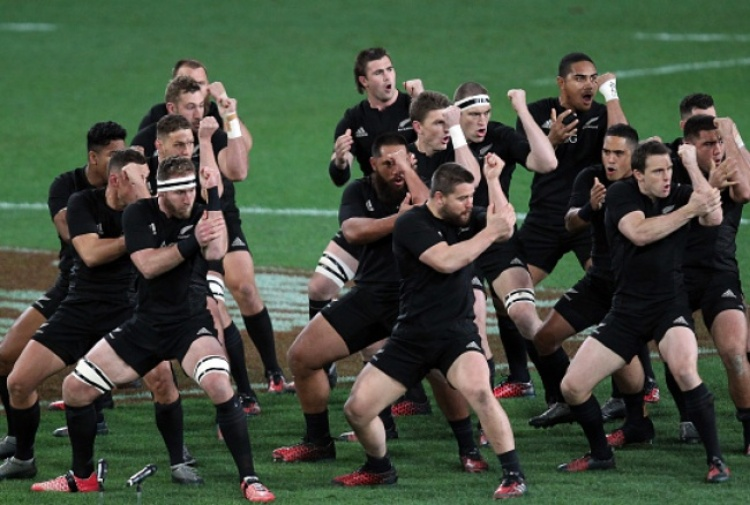 Gli All Blacks tornano in Italia
