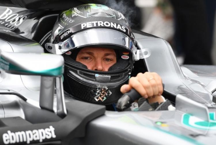 Gp Germania, prima fila Mercedes delusione Ferrari