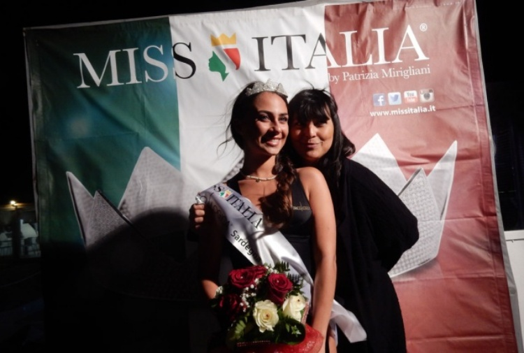 Borriello fa sognare la miss