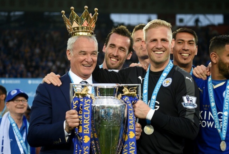 Ranieri rinnova col Leicester fino al 2020
