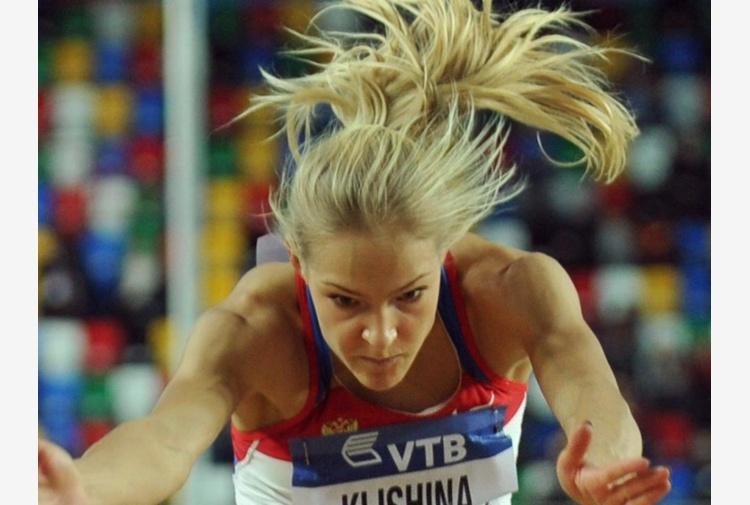 Rio 2016, doping: la russa Klishina esclusa dai Giochi