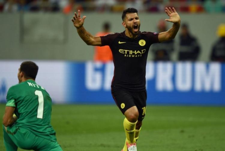 Champions League, la cronaca di Steaua Bucarest-Manchester City 0-5