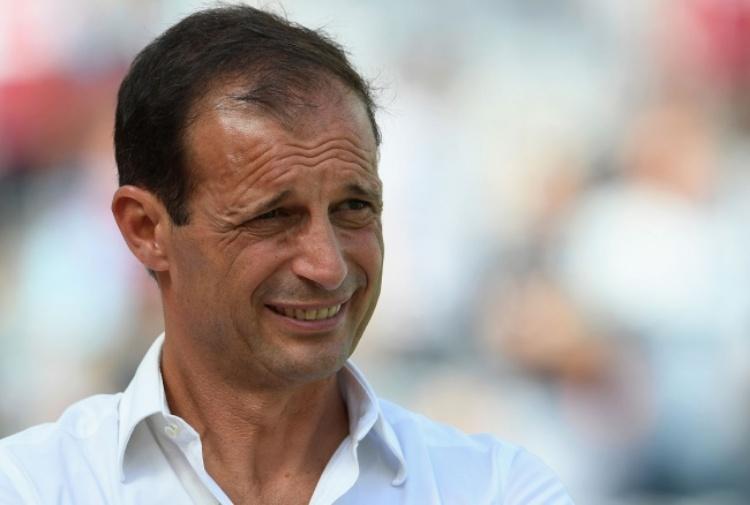 Juventus, parla Allegri: