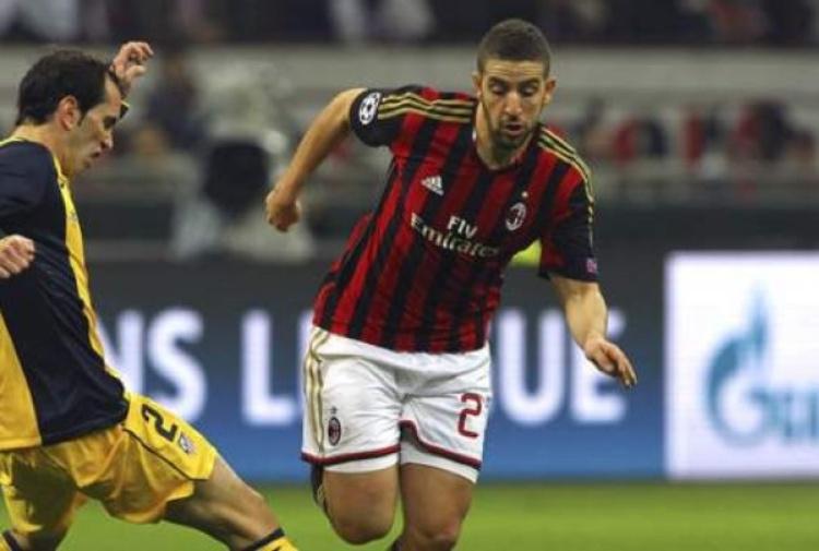 Calciomercato, richieste dalla Serie A per Taarabt: il calciatore
