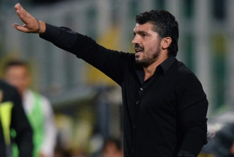 Serie B: il Pisa chiede a Gattuso di tornare