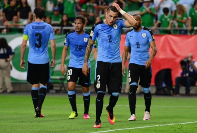 Mondiali 2018, l'Uruguay in testa al girone sudamericano