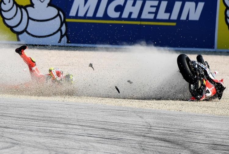 MotoGP 2016. Rossi: