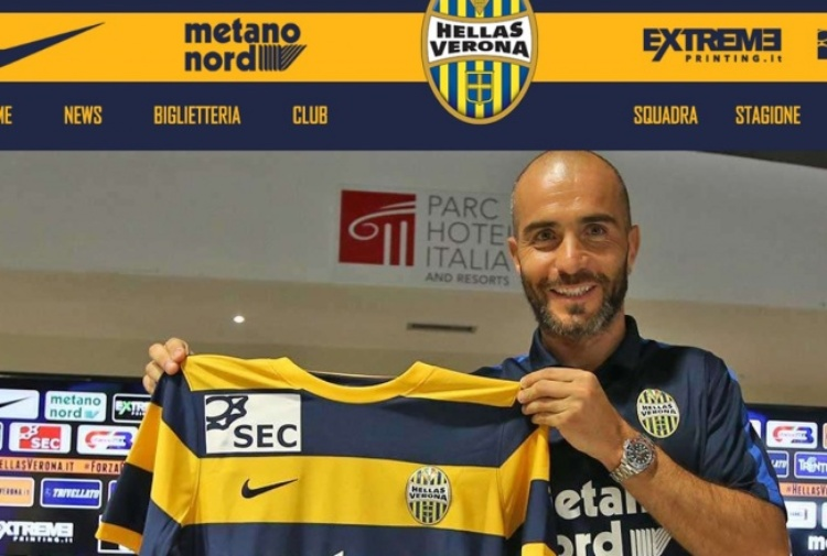 Hellas Verona, Maresca: