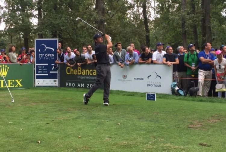 Golf, Francesco Molinari vince l'Open d'Italia a Monza
