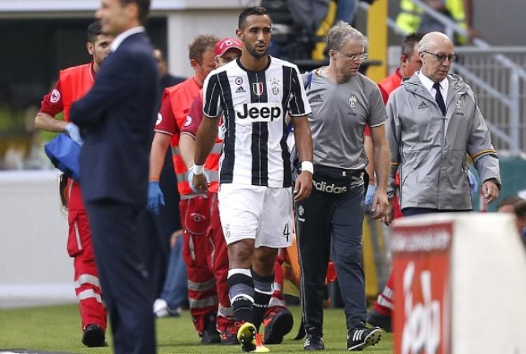Juventus, le ultime sulle condizioni di Benatia: il report medico