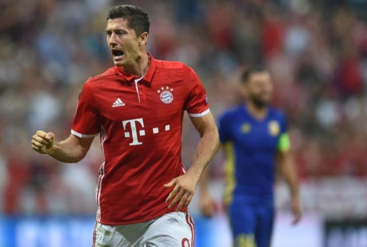 Bayern Monaco, Lewandowski:
