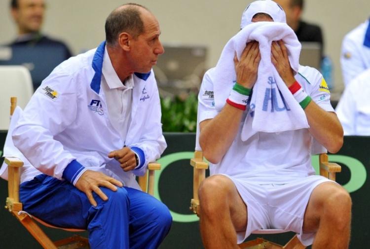 Coppa Davis: l'Italia