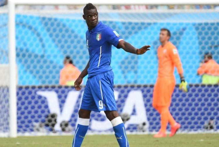 Italia, Balotelli preconvocato per le prossime sfide