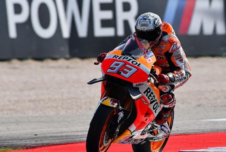 Moto Gp, il trionfo di Marquez chiude (forse) il Mondiale