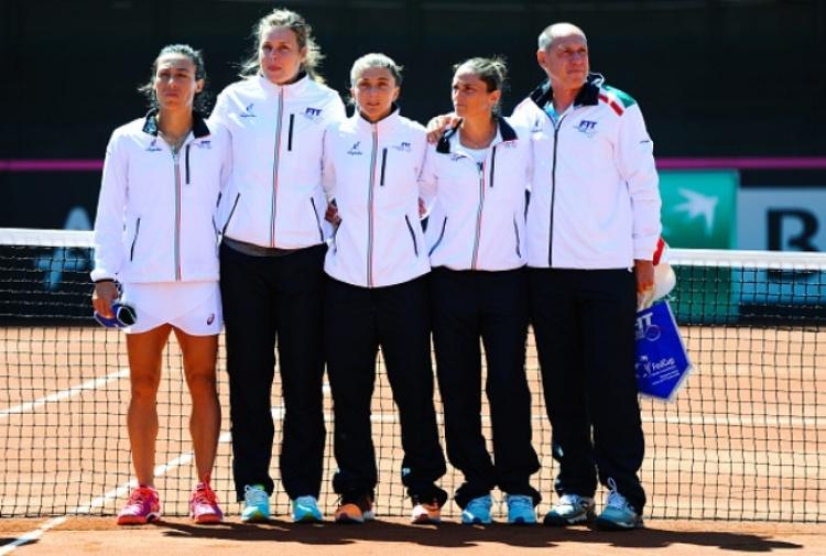 Barazzutti lascia, Tathiana Garbin capitano di Fed Cup
