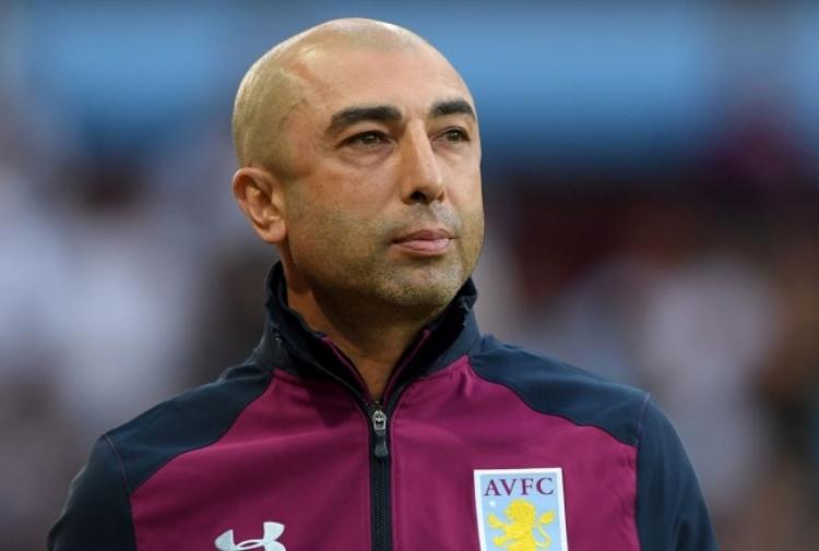 Aston Villa, esonerato Roberto Di Matteo