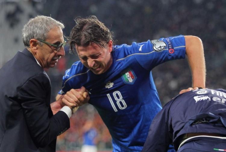 Infortunio Montolivo, UFFICIALE: ecco il comunicato del Milan