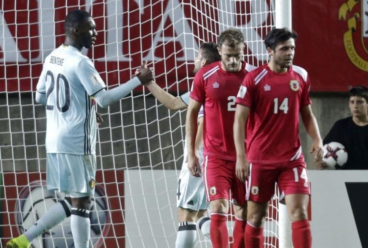 Record storico per Benteke, in gol dopo 8,1 secondi