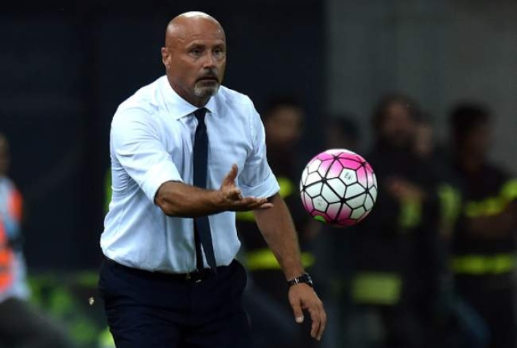 Samp Colantuono in stand-by