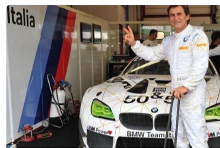 Gran Turismo, Zanardi terzo nelle qualifiche al Mugello