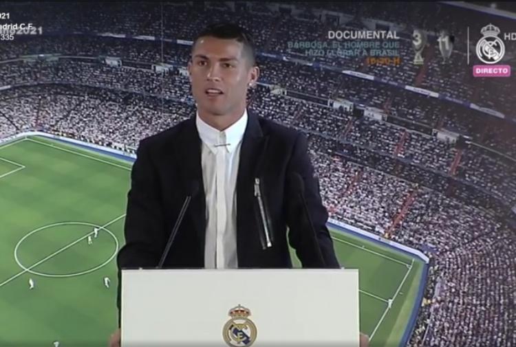 Real Madrid, Cristiano Ronaldo ha un problema con i calci di punizione