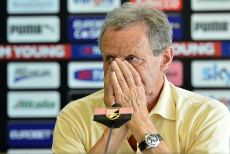 Zamparini, ho visto un buon Palermo (2)
