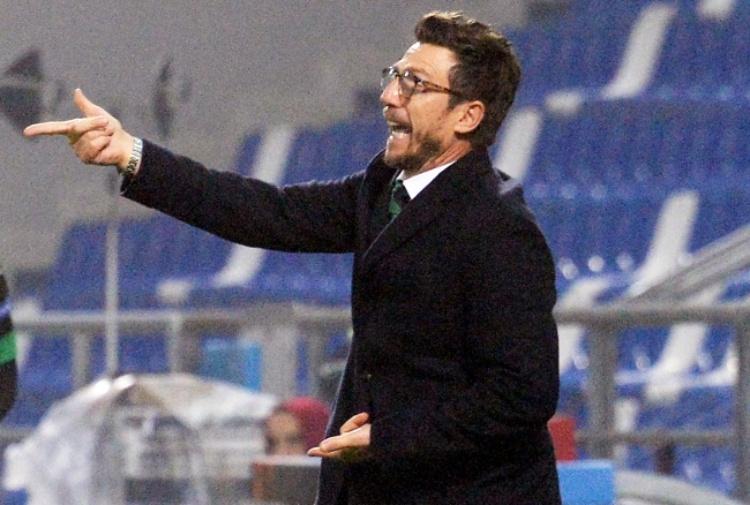 Di Francesco - Sassuolo: