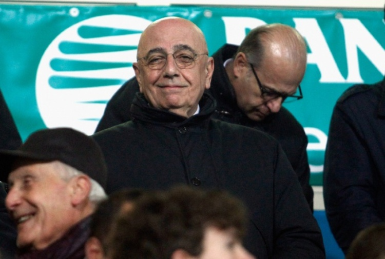 Milan, Galliani rivela: