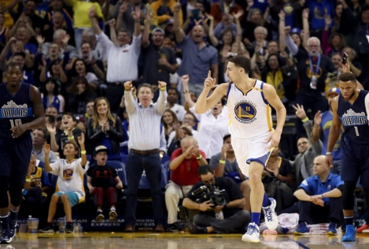Nba: I Clippers fanno 13, show dei Golden State Warriors