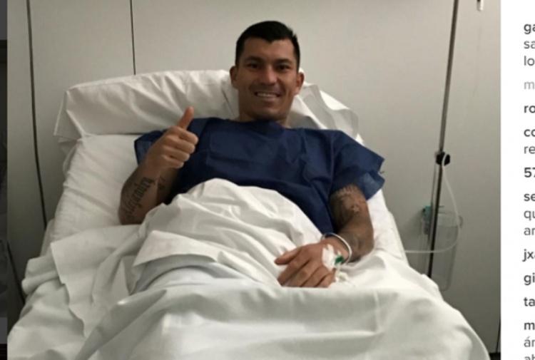 Inter, Medel si opera al menisco: si allungano i tempi di recupero