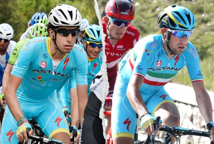 Astana, Fuglsang avverte Aru: