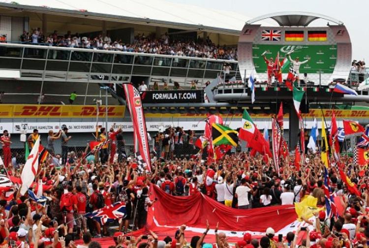 F1 GP Italia: Monza ha rinnovato per altri tre anni