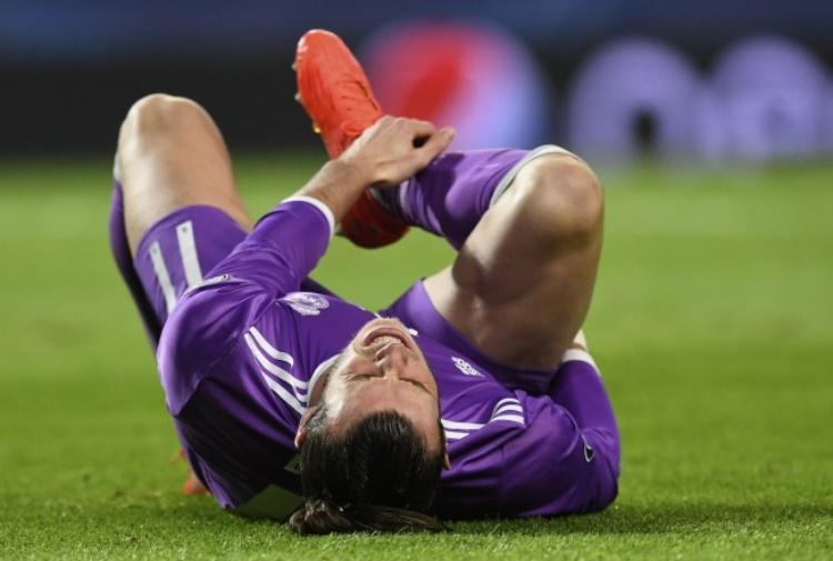 Tegola Real Madrid, Gareth Bale torna ad aprile