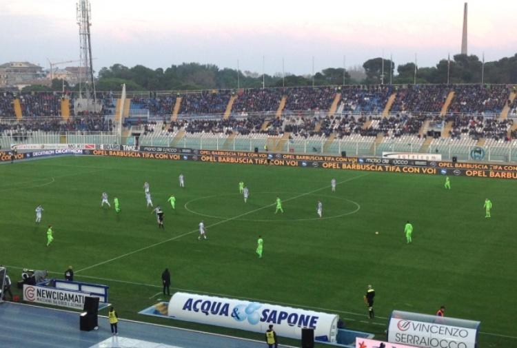 Pescara beffa Cagliari e finisce 1-1