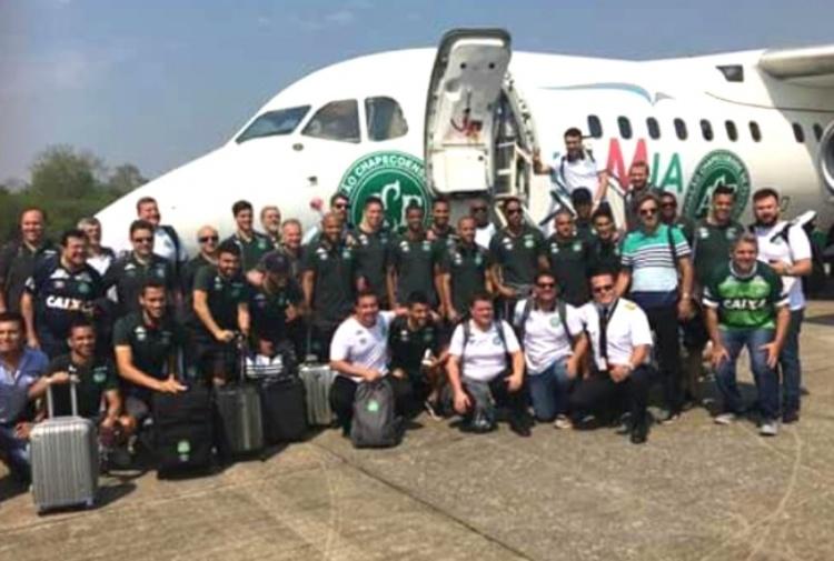 Tragedia Chapecoense, arrestato il direttore generale della compagnia aerea