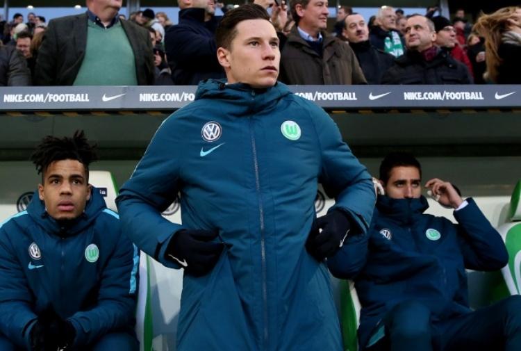 Ds Wolfsburg: ''Draxler? Difficile si reintregato, la cessione e' possibile''