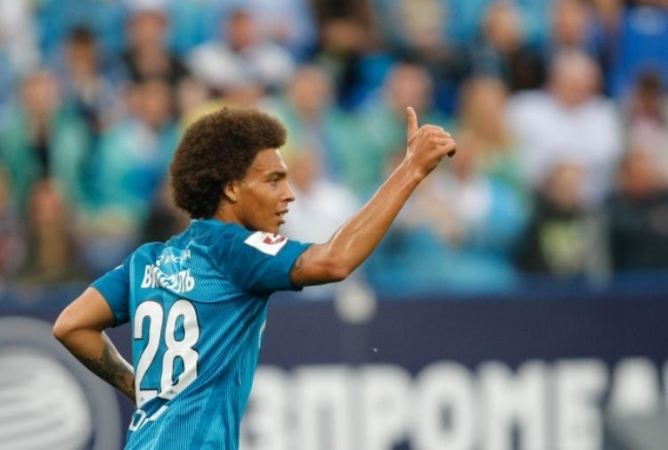 Juventus, Witsel sempre più vicino: pronti 6 milioni per il belga
