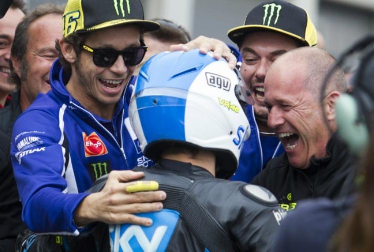 Svelate le livree delle Moto3 e Moto2 dello Sky Racing Team VR46