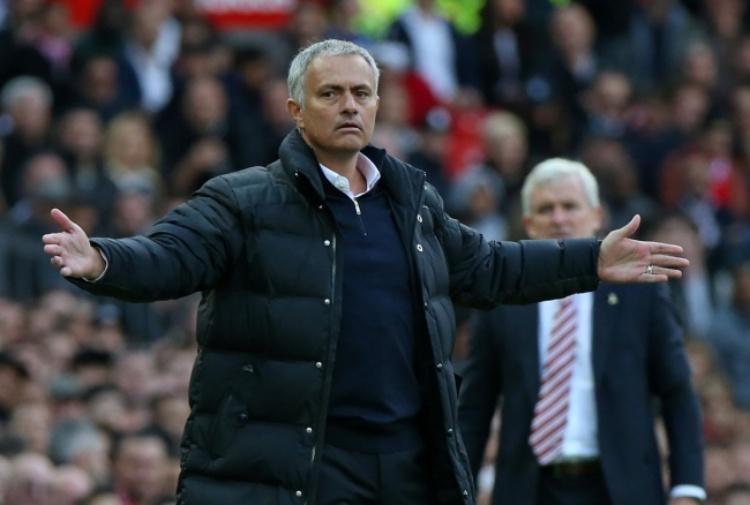 Il Manchester United di José Mourinho padrone degli sponsor della Premier League