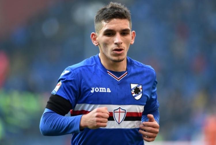 Torreira, la Sampdoria gela la Roma