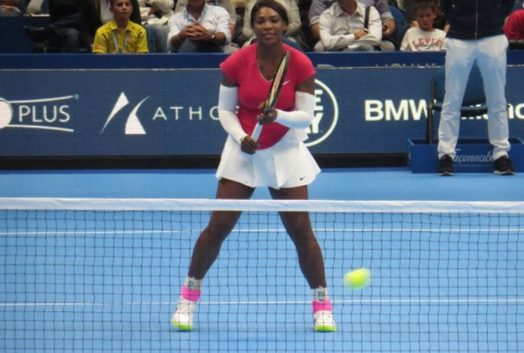 Serena Williams annuncia le nozze
