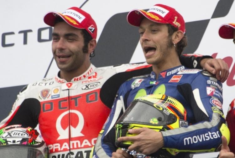 Moto GP Valentino Rossi tifosa investita Valencia, arriva la decisione del giudice