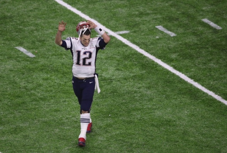 Super Bowl, Tom Brady MVP