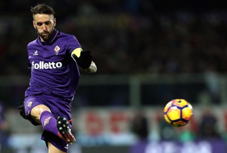Gonzalo Rodriguez saluta Firenze: Samp, Roma e Inter su di lui