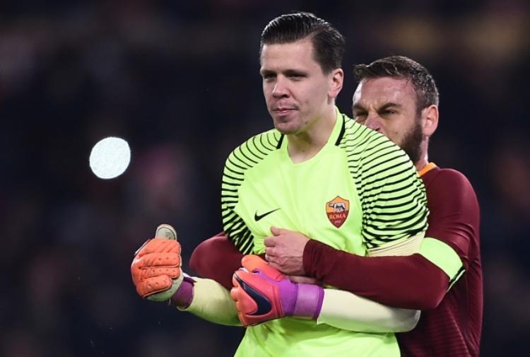 Roma, Szczesny: 'Sabato si affronteranno due squadra arrabbiate'