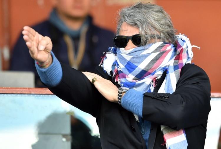 Sampdoria, Ferrero chiude alla cessione: