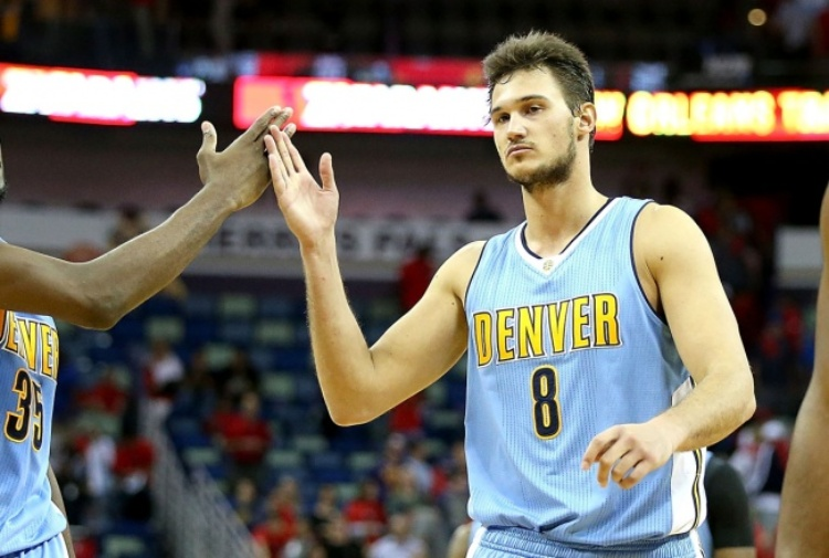 Senza Gallinari, Denver rischia i playoff