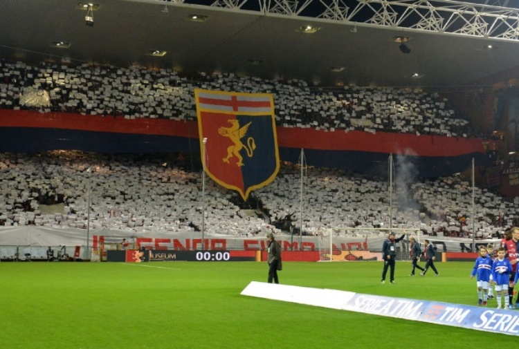 Ritirata Genoa, la squadra via in ritiro e Preziosi promette di vendere