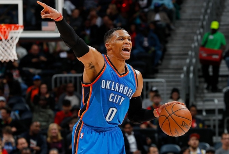 Nba: Westbrook chiama, James risponde di tripla doppia. Finalmente Warriors